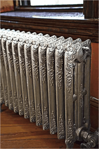Older Home Heater